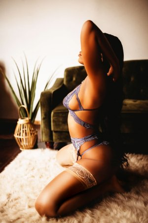 Citlali escort girl in Kingman